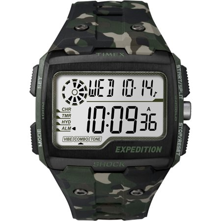 EXPEDITION GRID SHOCK CAT CAMO GREEN