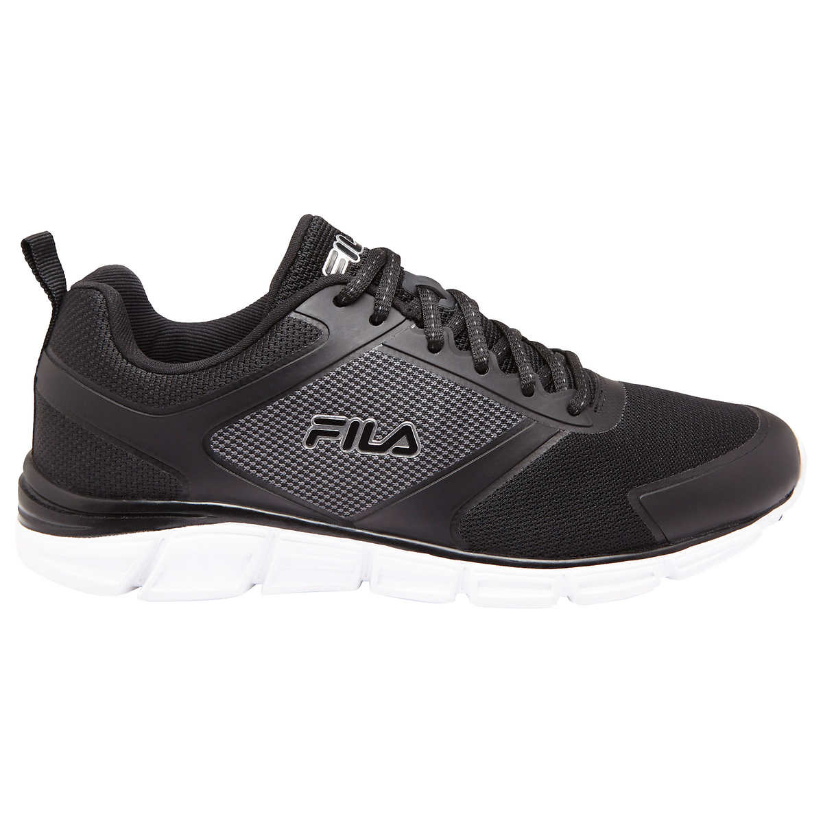 FILA FILA Men's Memory Foam SteelSprint Athletic Shoes