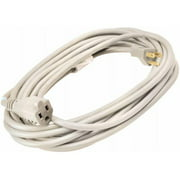 Master Electrician 02352ME01 20 ft. White Outdoor Extension Cord