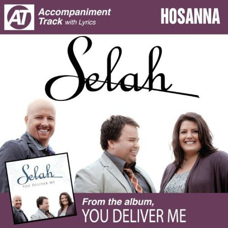 Hosanna (Accompaniment Track) (CD)