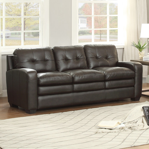 Homelegance Urich Leather Sofa