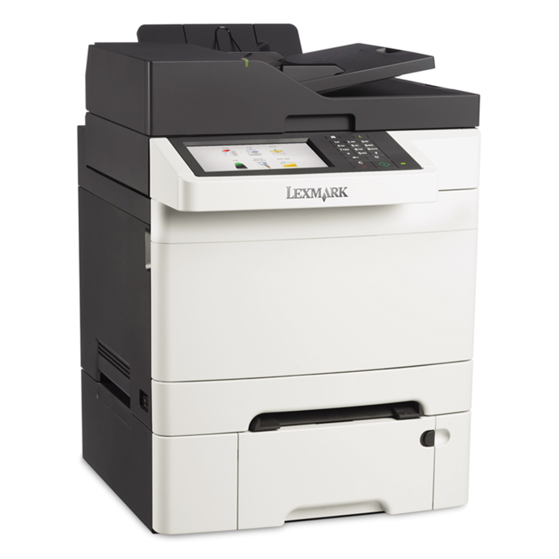 Lexmark CX510dthe Multifunction Color Laser Printer, Copy/Fax/Print/Scan