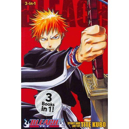 Bleach 1-2-3: Shonen Jump Manga Omnibus Edition