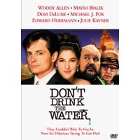 Don't Drink The Water (DVD)