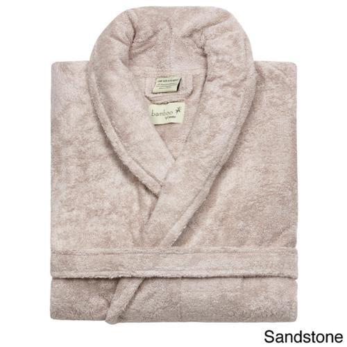 Rayon from Bamboo Shawl Collar Bath Robe