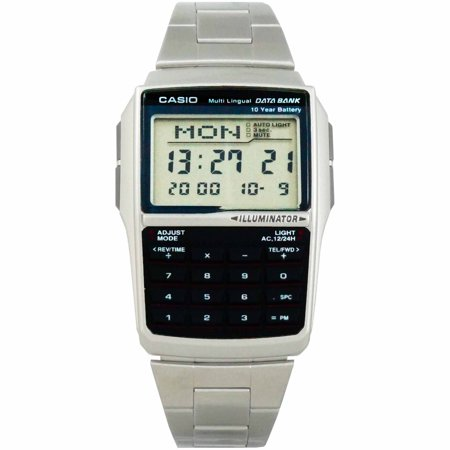 Men's Casio Databank Calculator Watch DBC-32D-1A DBC32D-1A