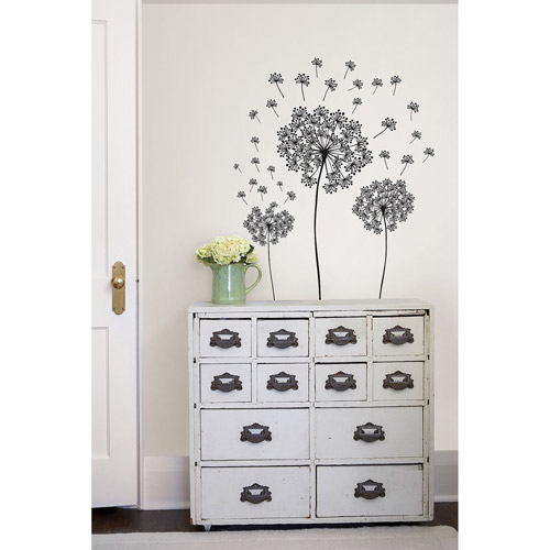 WallPops Dandelion Wall Art Kit