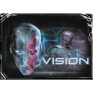 Magnet - Marvel - Avengers Age of Ultron Vision m-mvl-0017