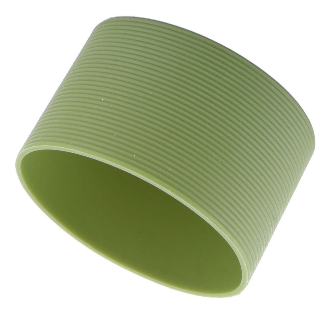Outdoor Silicone Round Nonskid Water Bottle Mug Cup Sleeve Cover/_hc