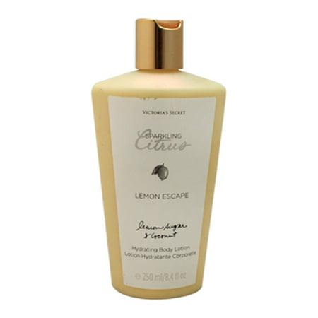 Lemon Escape by Victoria's Secret for Women - 8.4 oz Body