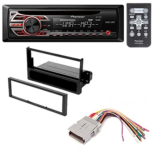 saturn ion l series s series vue 2002 2005 car stereo radio dash installation mounting kit w