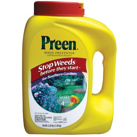 Preen 4 25Lb Southern Weed Prevent
