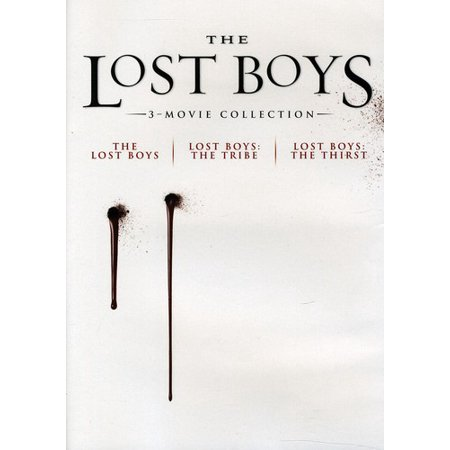 - The Lost Boys 3-Movie Collection (DVD)