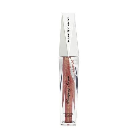 Hard Candy Plumping Flasher Volumizing Lip Gloss, 1379 Rose Gold](Cupcake Lip Gloss)