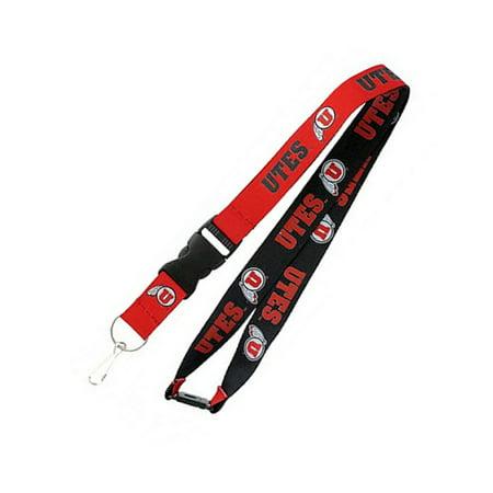 Reversible Lanyard - Sports Team Logo NCAA Reversible Lanyard Keychain Badge Holder