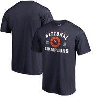 Virginia Cavaliers Fanatics Branded 2019 NCAA Men's Basketball National Champions Dribble T-Shirt - Navy