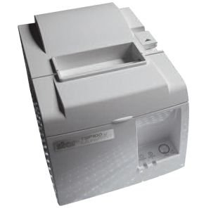 Star Micronics 39463110 Tsp100 Tsp143lan Receipt Printer