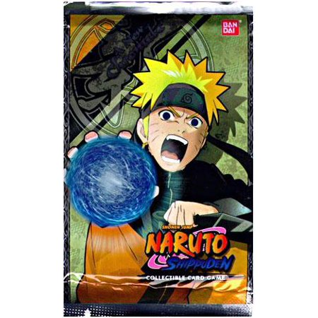 Naruto Card Game New Chronicle Booster Pack ()
