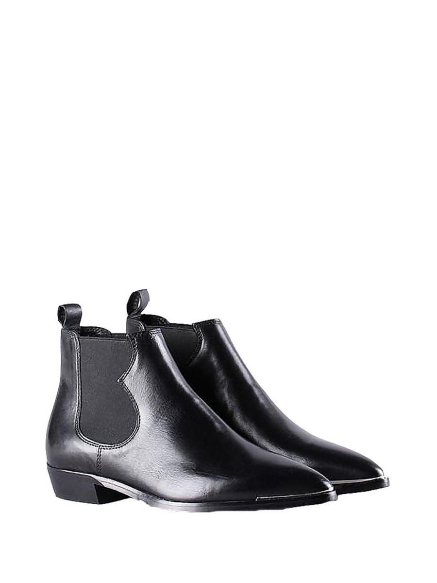 Diesel Women's D-Allies Black Dress Shoes 9M