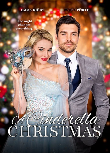 A Cinderella Christmas (DVD) by