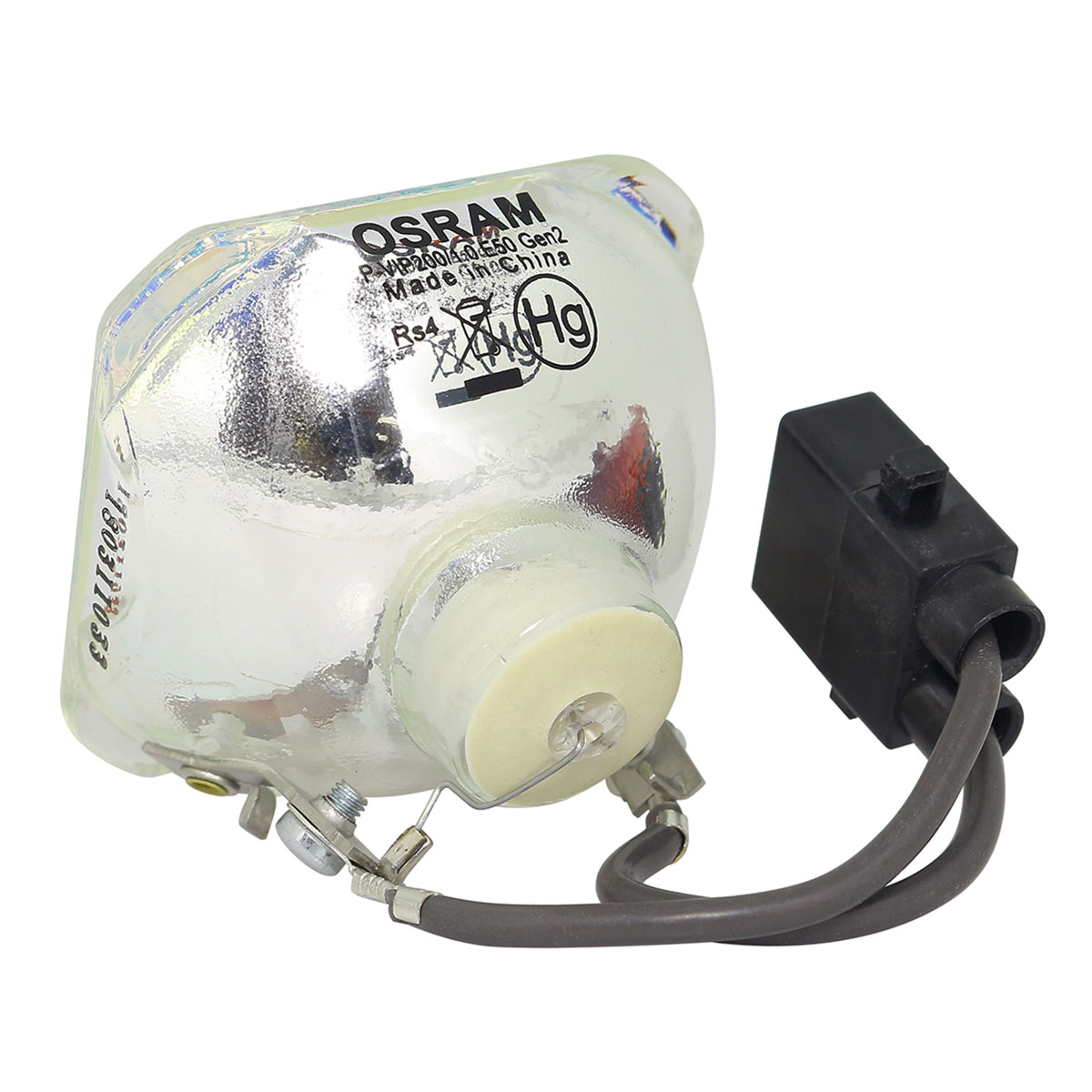 Original Osram Projector Lamp Replacement for Epson PowerLite S5 (Bulb Only) - image 2 of 5