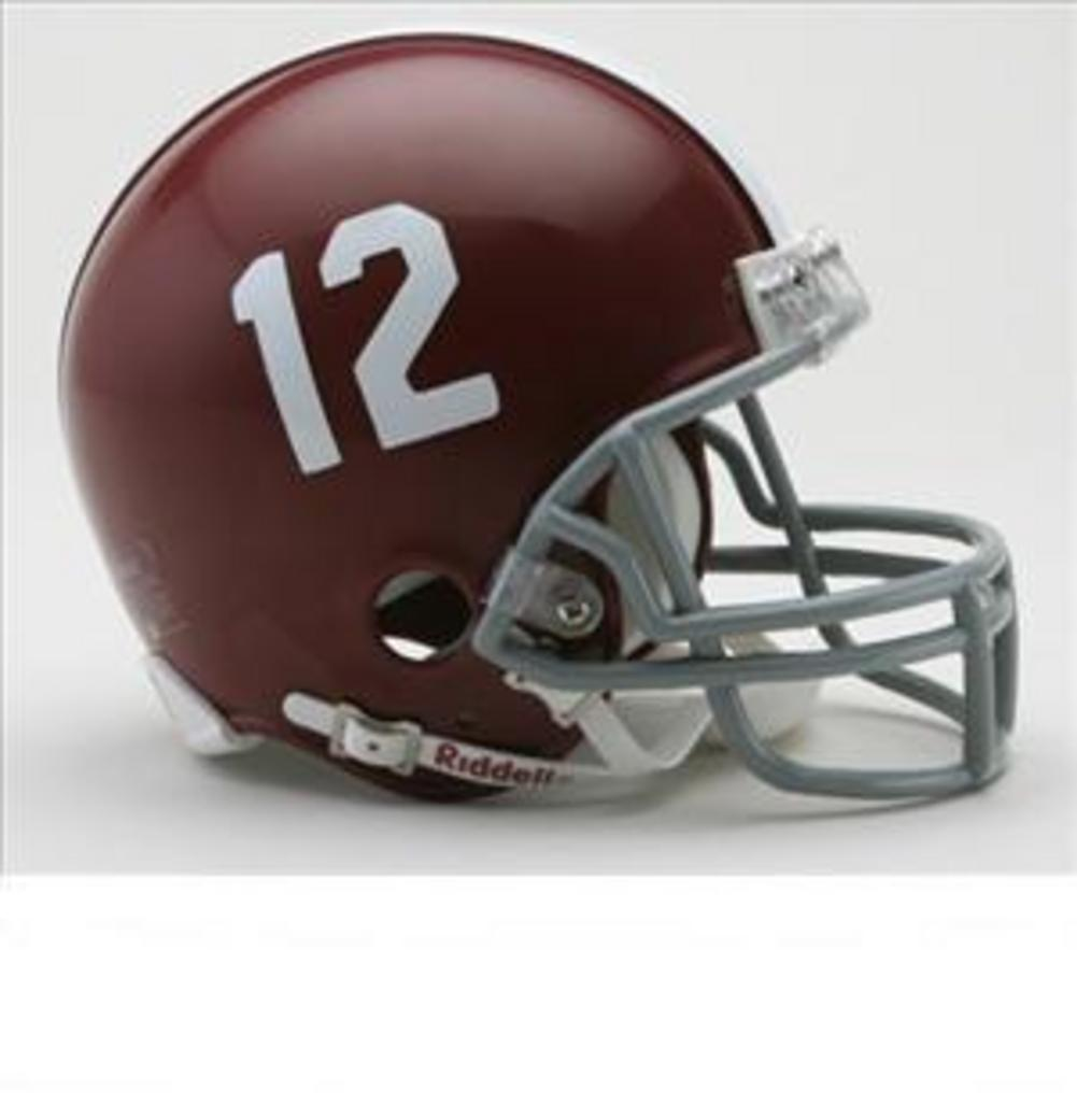 NCAA Alabama Crimson Tide Riddell Mini Replica Helmet 318196
