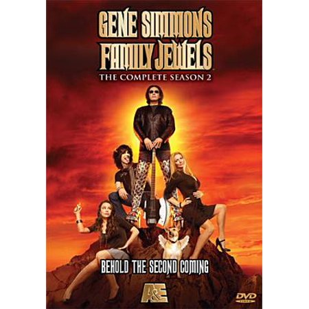 Gene Simmons Family Jewels: The Complete Season 2 (DVD)](Modern Family Season 2 Halloween)