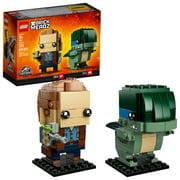 LEGO BrickHeadz Jurassic World Owen & Blue 41614 (234 Pieces)
