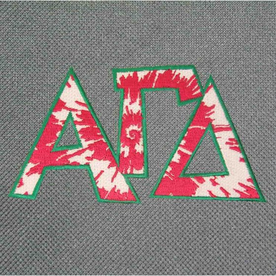 Deluxe AGD Sorority Laptop Backpack Alpha Gamma Delta Backpack ... 9fccddc967