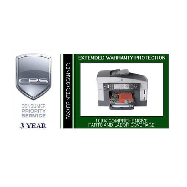 Consumer Priority Service MLT3-7500 3 Year Fax - Printer - Scanner under $7 500. 00