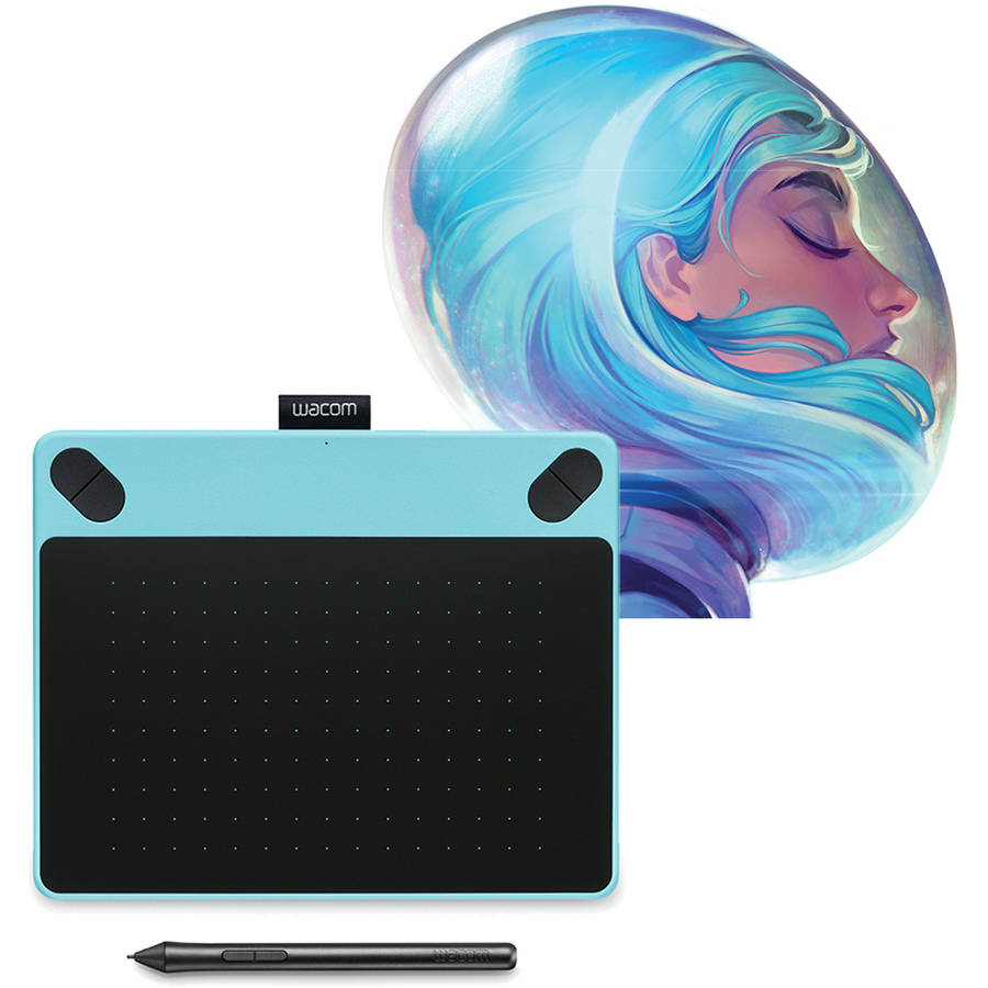 Wacom Intuos ART Pen & Touch Tablet, Various Colors & Sizes by Wacom