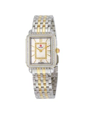 5aeee3f9c6376f Product Image Michele Deco II Mother of Pearl Diamond Dial Ladies Watch  MWW06I000004