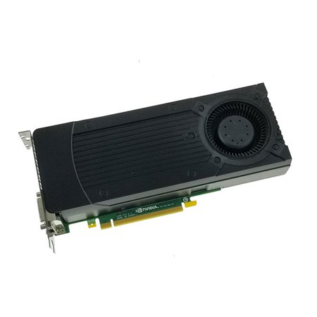 Dell Nvidia GTX 660 1.5GB GDDR5 PCIe x16 DP HDMI DVI Video Graphics Card FPDH3