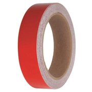 """Red Reflective Marking Tape, Value Brand, 15C1021""""W"""