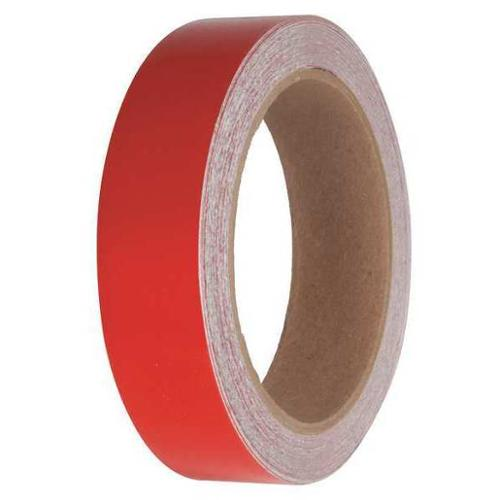 "Red Reflective Marking Tape, Value Brand, 15C1021""W"