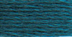 Turquoise Ultra Very Dark 100gm DMC 6-Strand Embroidery Floss