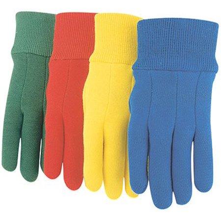 Kids Jersey Glove (Midwest Quality Gloves 537K Kids Cotton Jersey Glove )