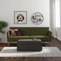 Novogratz Regal Mid-Century Sofa Bed, Multiple Colors