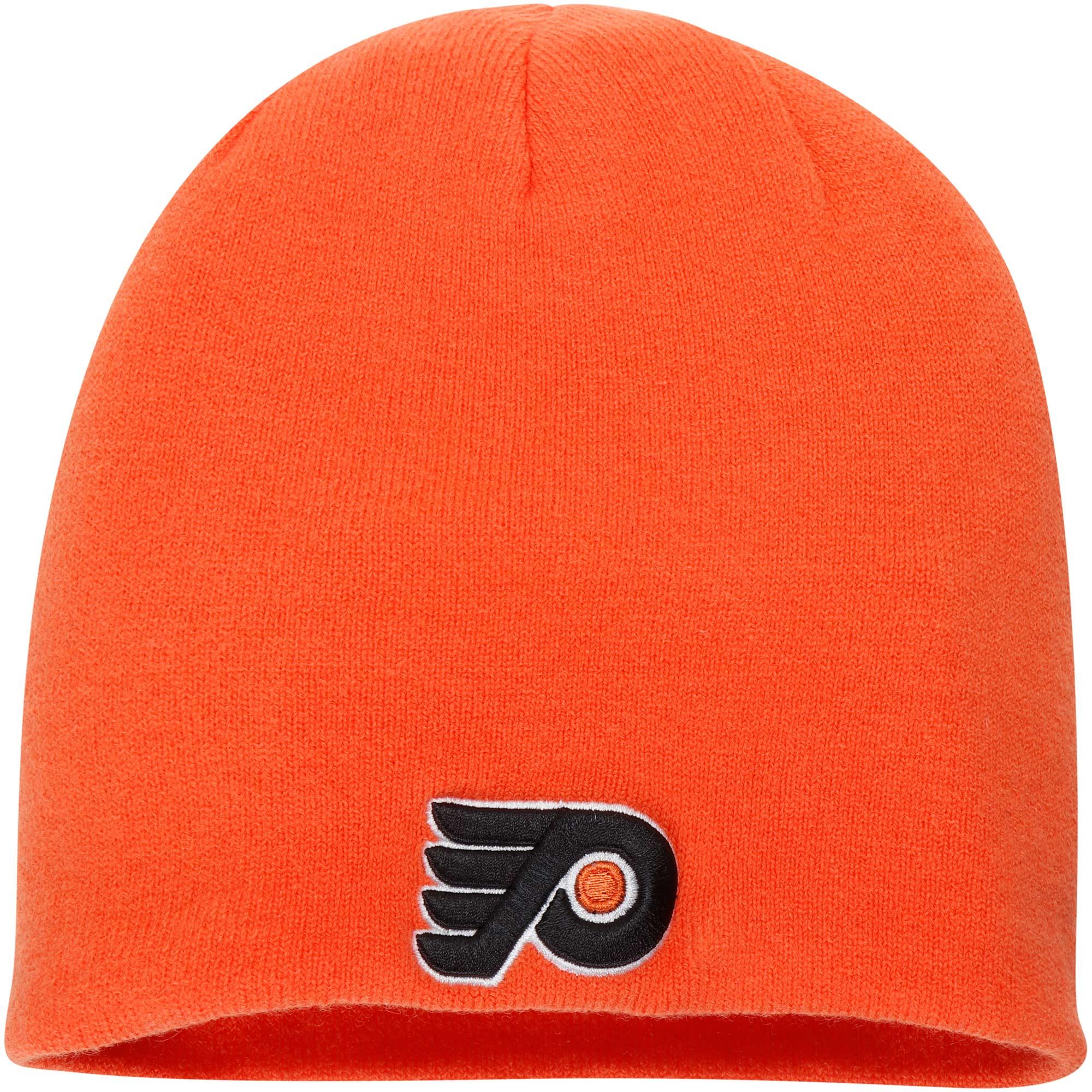 Philadelphia Flyers Fanatics Branded Core Knit Beanie - Orange - OSFA