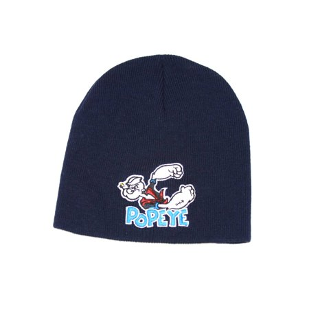 Popeye the Sailor Man Youth Beanie (Popeye Sailor Hat)