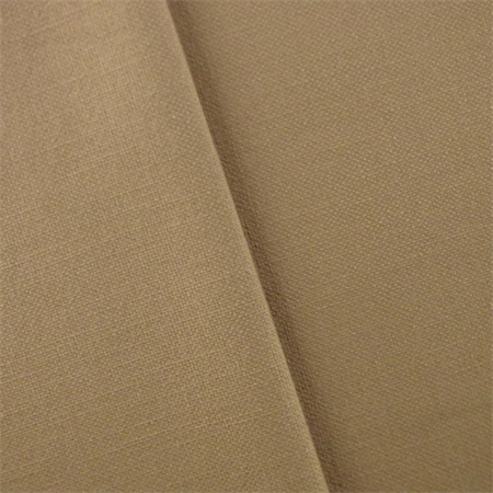 Peanut Butter Brown Linen Canvas Home Decorating Fabric, Fabric By the Yard - Peanuts Fabric