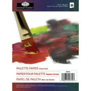 "essentials(TM) Palette Artist Paper Pad 5""X7""-35 Sheets"