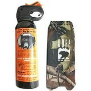 Best Bear Sprays - UDAP Bear Spray With Camo Hip Holster Review