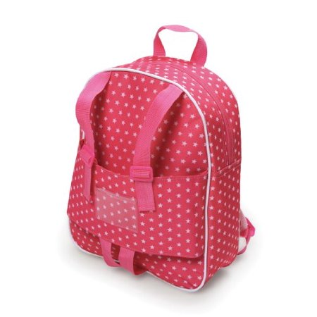 Doll Travel Backpack - Star Pattern - image 1 de 1