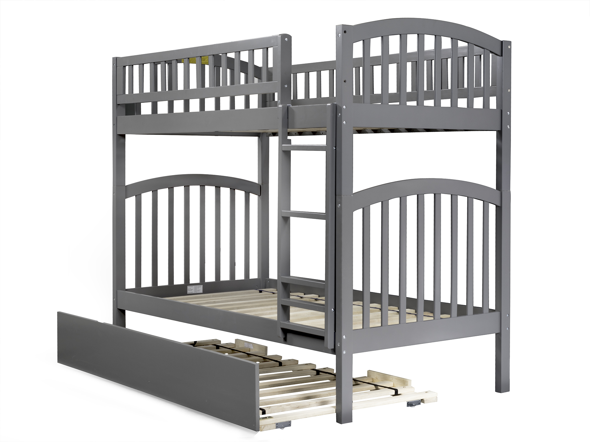 Richland Bunk Bed Twin Over Twin In Multiple Colors And