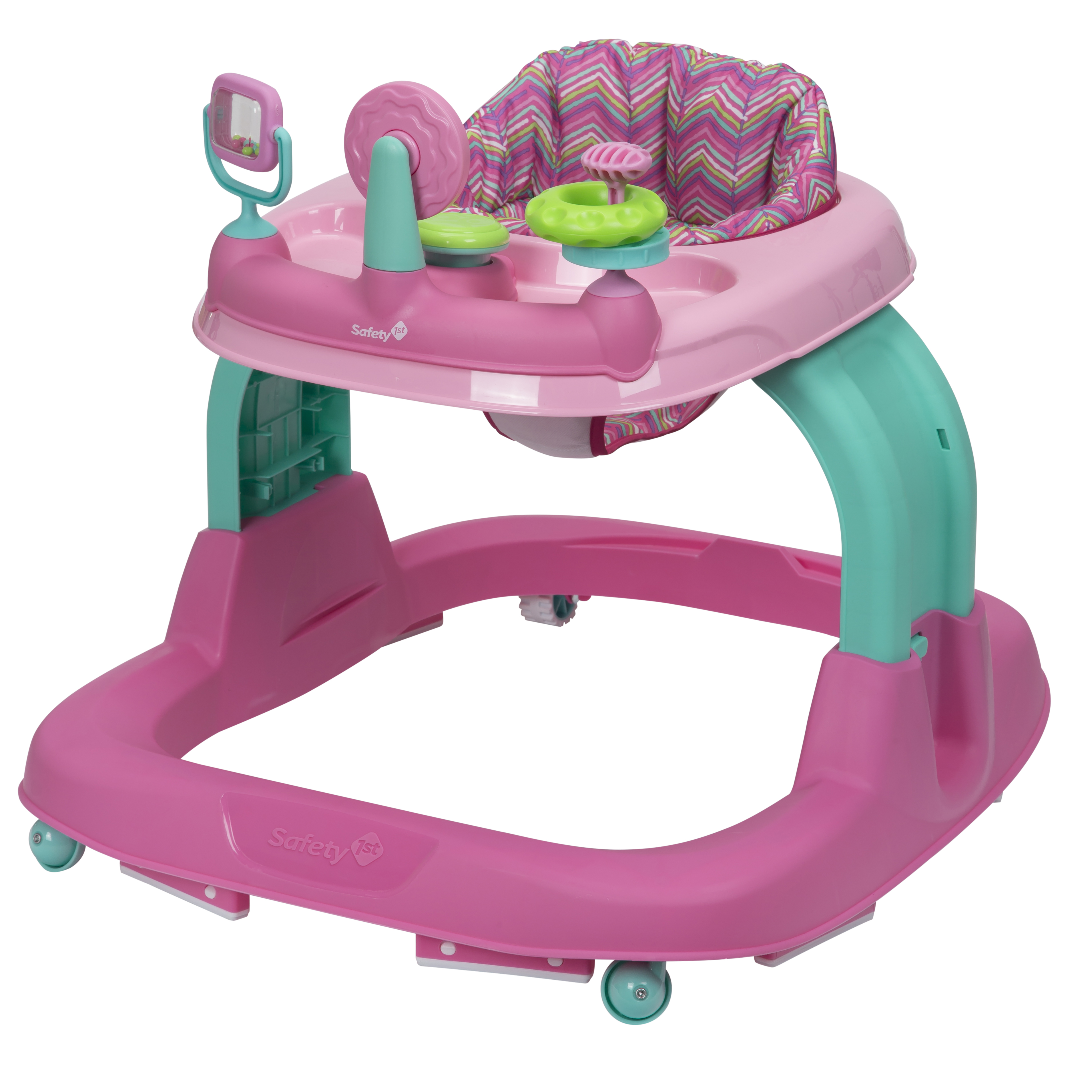 Safety 1st Ready, Set, Walk! Developmental Walker, Rosalie