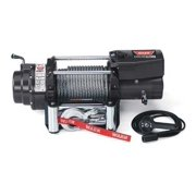 WARN 68801 Electric Winch, 4-3/5HP, 12VDC