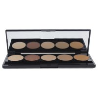 Signature Contouring & Highlighting Cream Foundation Mini Palette by Ofra for Women - 1 Pc Palette
