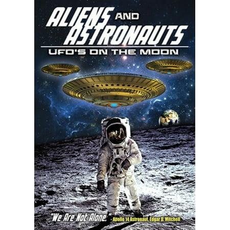 Aliens & Astronauts: UFOs on the Moon (DVD)](Documentary On Halloween)