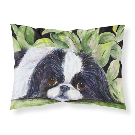Japanese Chin Moisture wicking Fabric standard pillowcase